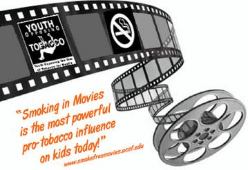 Youth Opposing Tobacco Smoking in Movies is the most powerful pro-tobacco influence on kids today